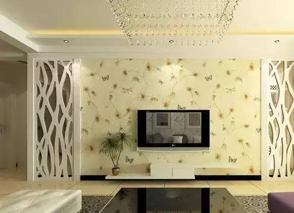 2019最新客厅电视背景墙效果图 4款客厅电视背景墙图片