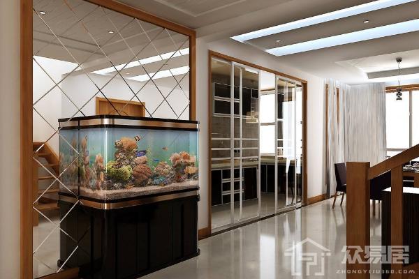 深圳客厅如何摆放鱼缸 客厅鱼?#35013;?#25918;有什么好处