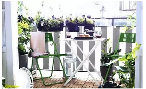2019一楼阳台装修效果图 一楼阳台怎么装修布置好