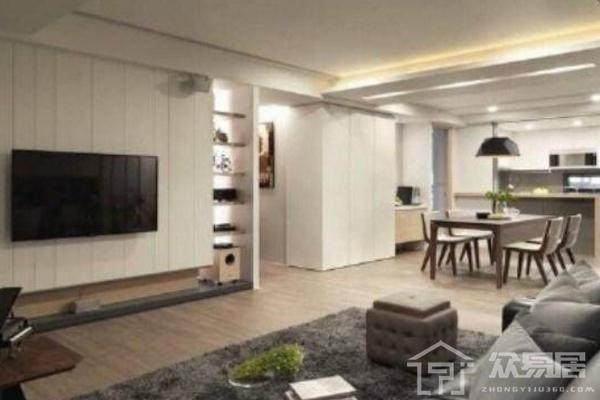 98平米两室一厅装修效果图 98平米两室一厅怎么装修好