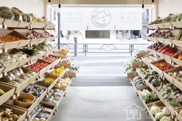 深圳20平米水果店装修图 20平米水果店怎么装修好