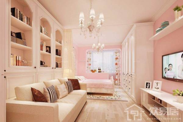 嘉兴一室一厅室内怎么装修设计 一室一厅室内设计技巧