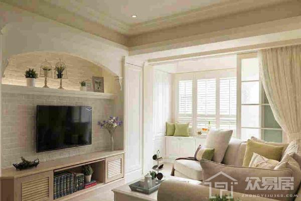 2019家装隔断客厅花架图片 3款家装隔断客厅花架案例
