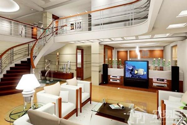 厦门90平米复式楼装修效果图 90平米复式楼怎么装修好
