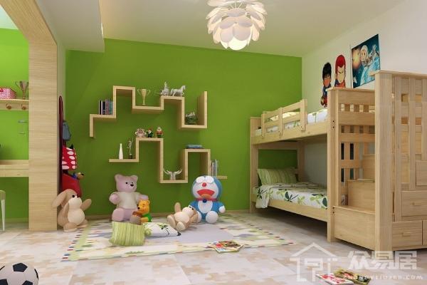 2019儿童卧室家具摆放技巧 儿童卧室家具摆放注意事项