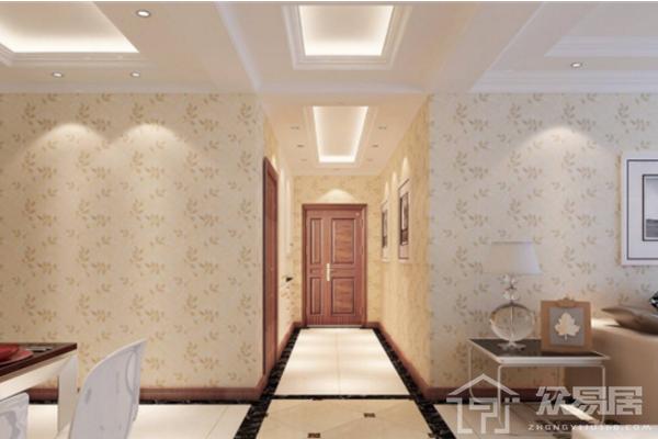 2019走廊瓷砖造型效果图 4款走廊瓷砖造型图片欣赏