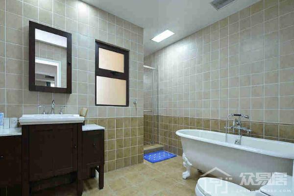 2019小户型浴缸装修效果图 舒适小户型浴缸装修实例