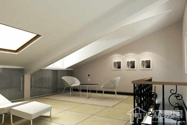 從客廳上閣樓樓梯設計效果圖 從客廳上閣樓樓梯怎么設計