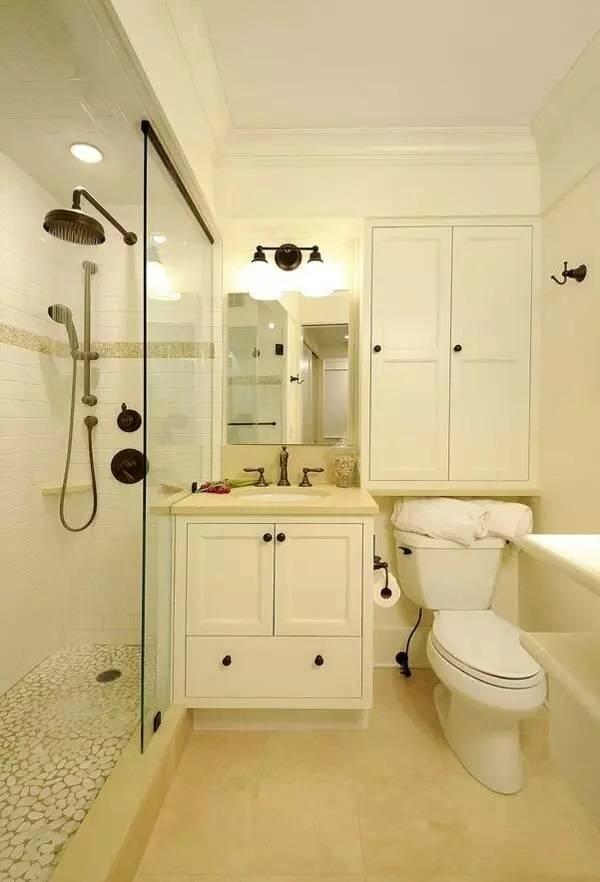 厕所 家居 设计 卫生间 卫生间装修 装修 600_882 竖版 竖屏