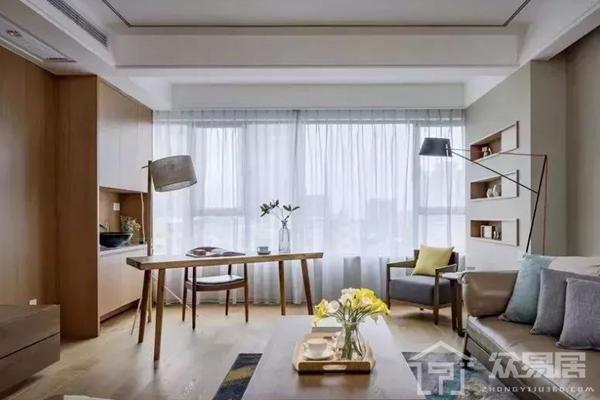 2019客廳無陽臺的裝修案例 客廳無陽臺的裝修4大方案