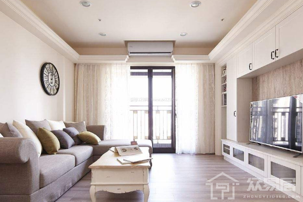 小戶型客廳吊頂裝修技巧 小戶型客廳吊頂裝修注意事項