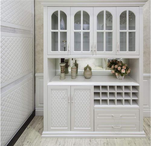 杭州现代风格酒柜图片 4款超时尚现代风格酒柜效果图