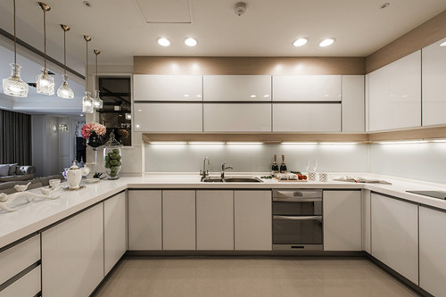 2019最新厨房装修效果图大全 大气美观厨房装修实例