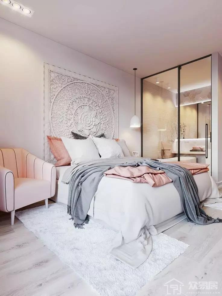 女生卧室装修设计效果图