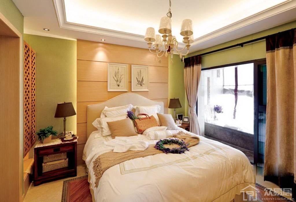 卧室装修设计效果图