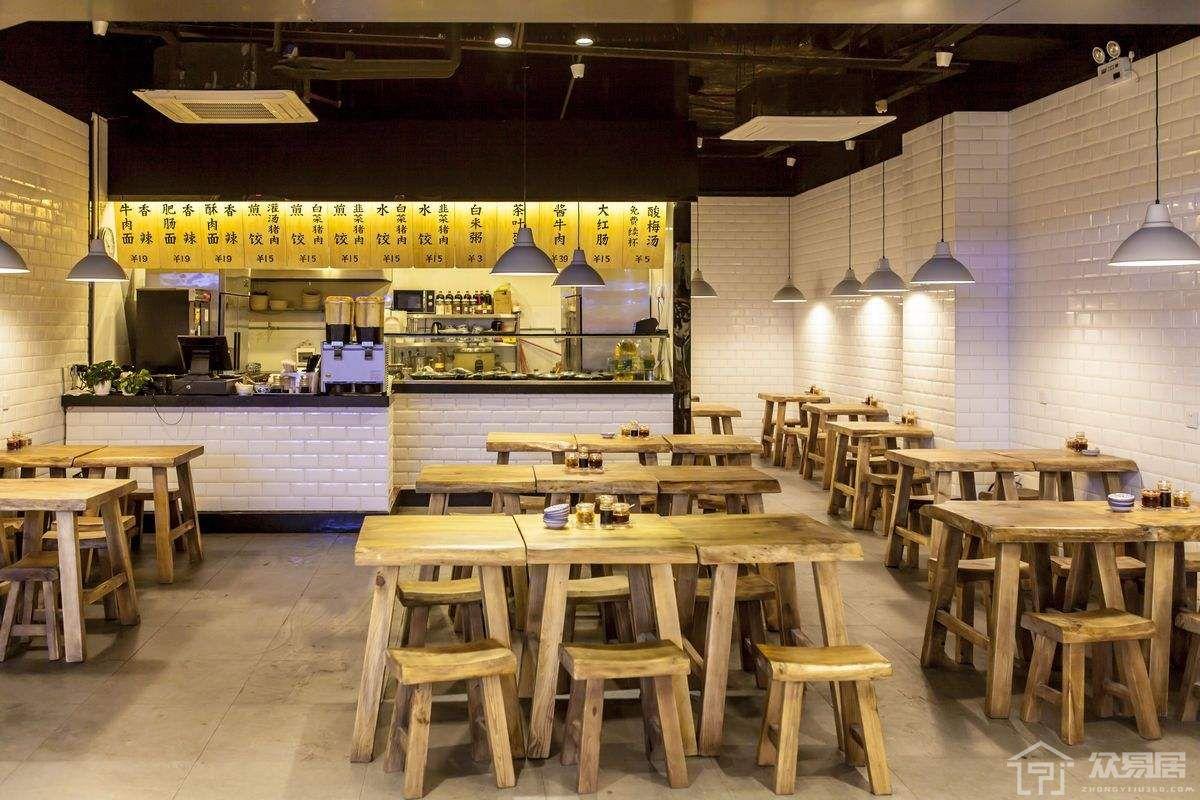 盘点7个网红餐饮店面装修设计技巧 如何设计网红餐饮店