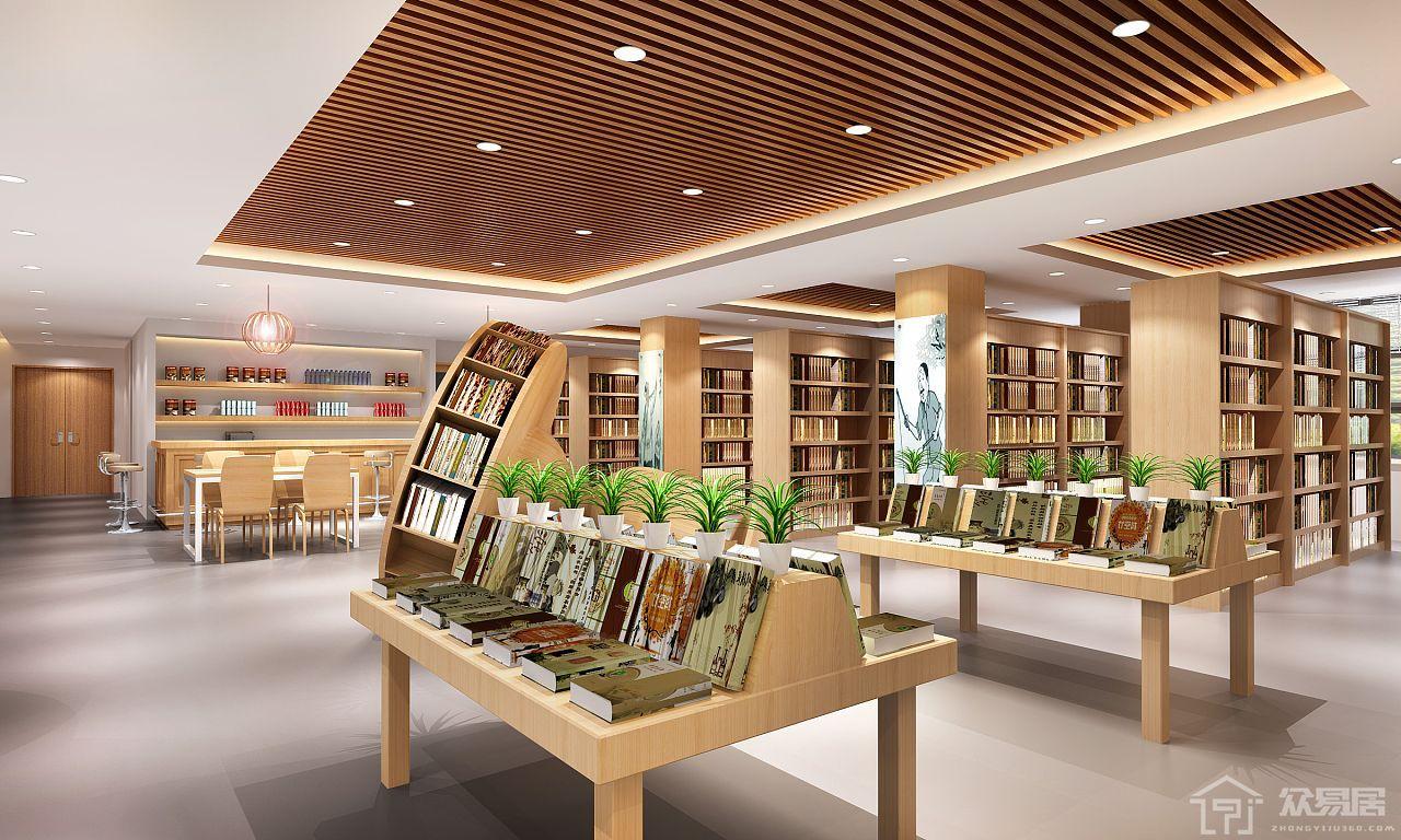 图书馆装修设计注意事项 如何打造设计舒适的图书馆