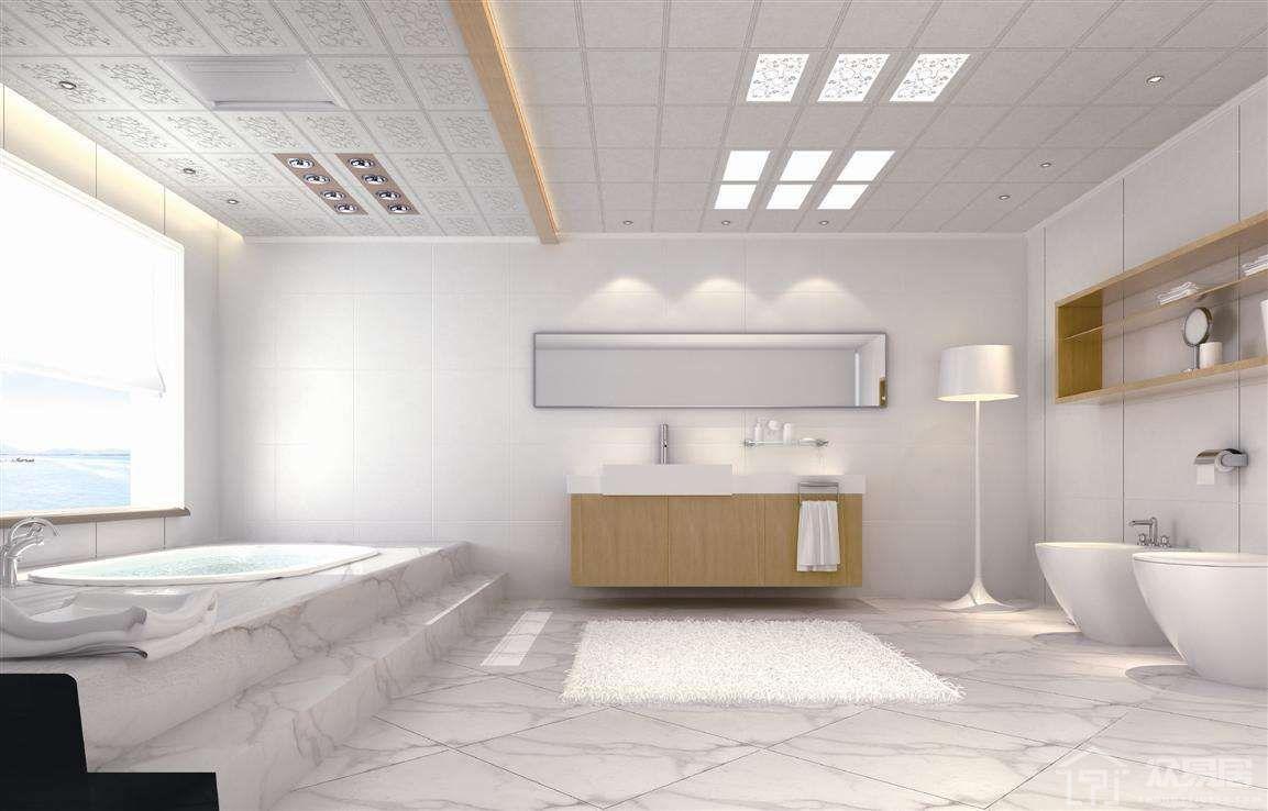 卫生间吊顶安装步骤介绍 卫生间吊顶施工与验收注意事项