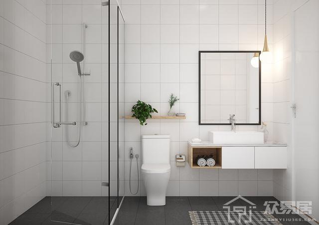 新房卫生间装修设计注意事项 新房卫生间装修?#35760;?#20171;绍