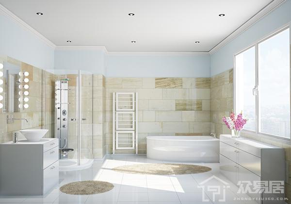 提高卫浴间生活品质装修技巧介绍 高质量卫生间装修注意事项