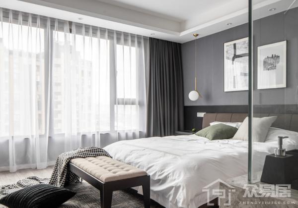 卧室一体化装修设计搭配?#35760;?卧室一体化装修设计效果图大全