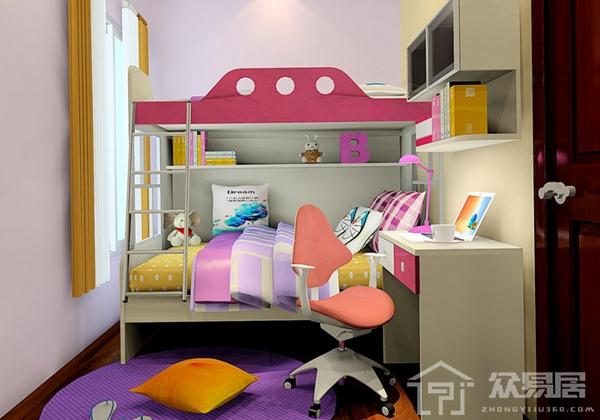 二胎房间装修设计案例 二胎房间设计要点及注意事项