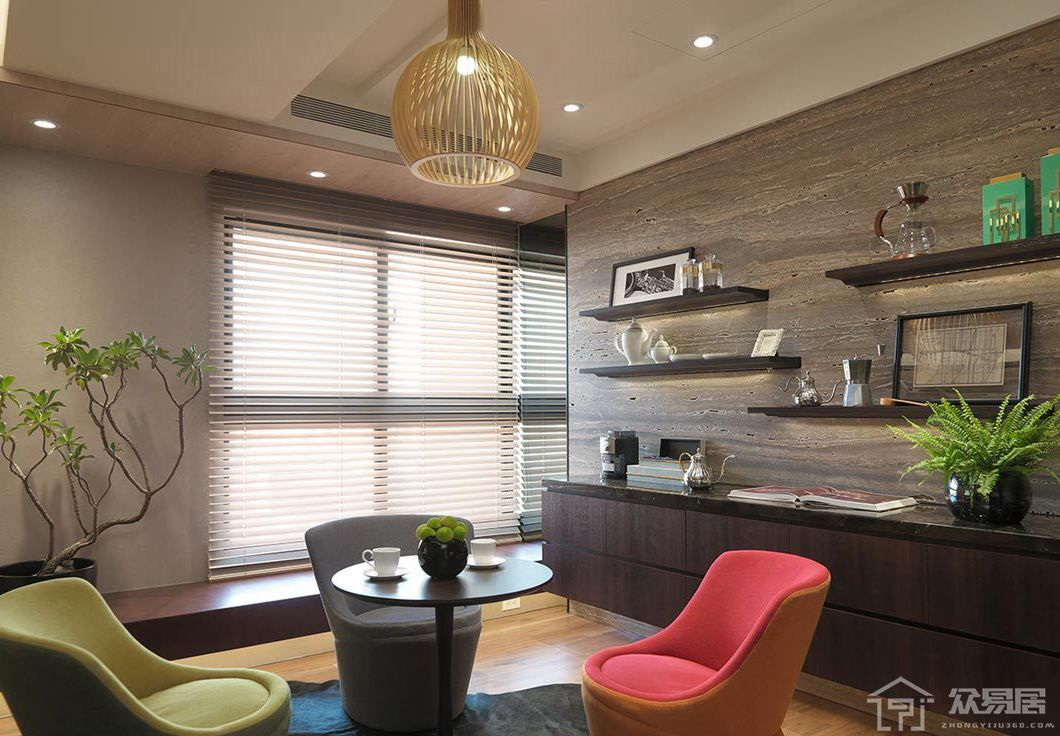 如何把家裝修成咖啡館?家庭咖啡館風格裝修要點及注意事項