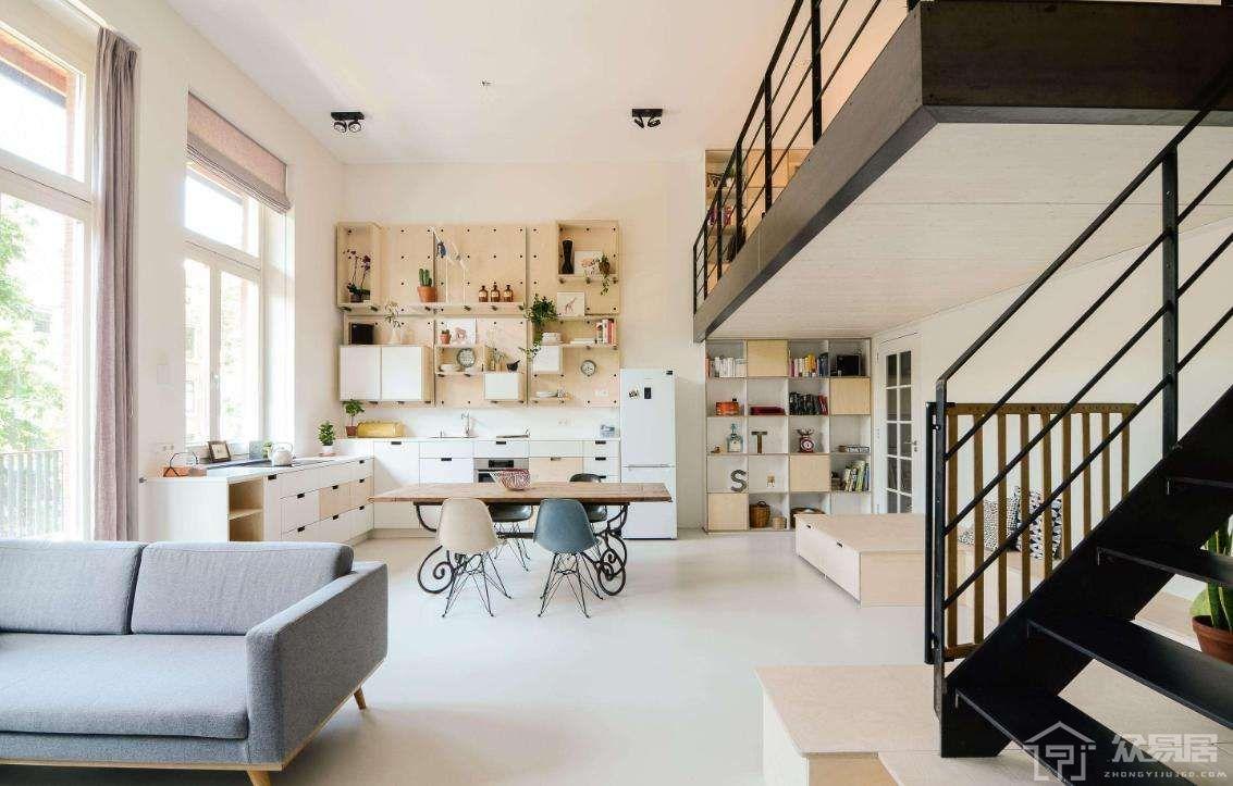 loft公寓装修技巧及注意事项 loft公寓装修设计效果图