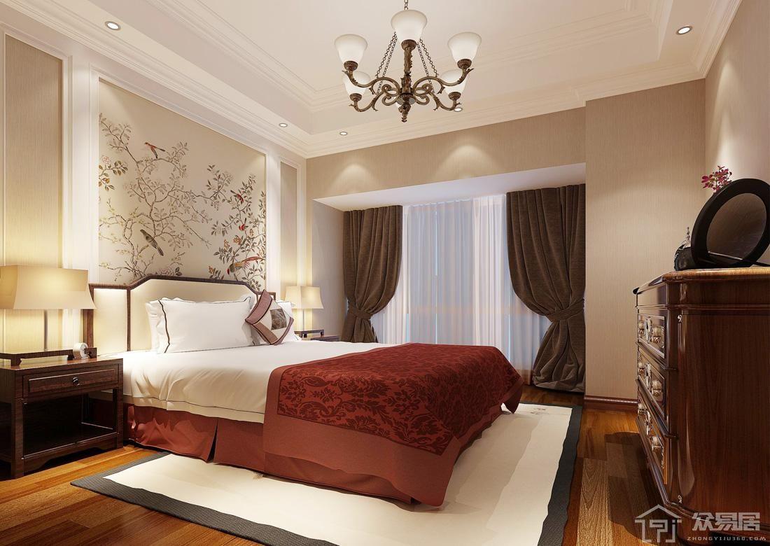 中式卧室装修设计注意事项 卧室装修风水禁忌介绍