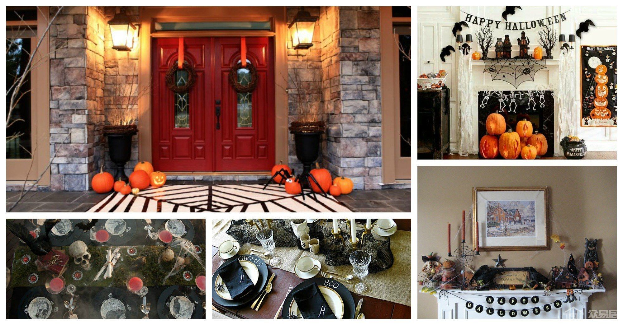 怎么在家里做万圣节装饰 万圣节的习俗有哪些