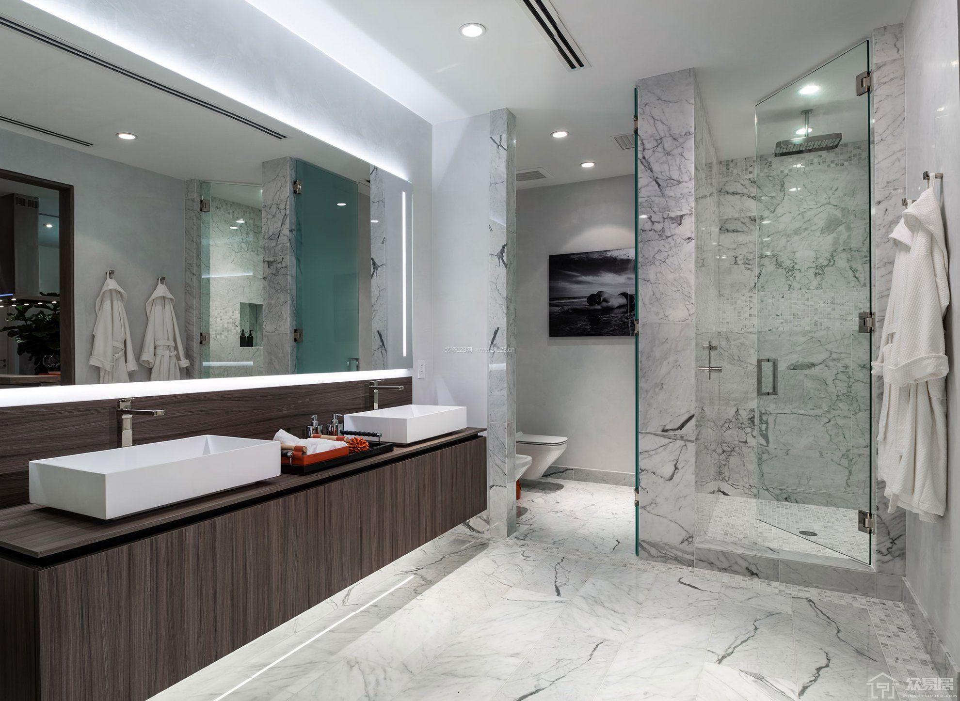 卫生间的装修流程是什么 卫生间装修效果图