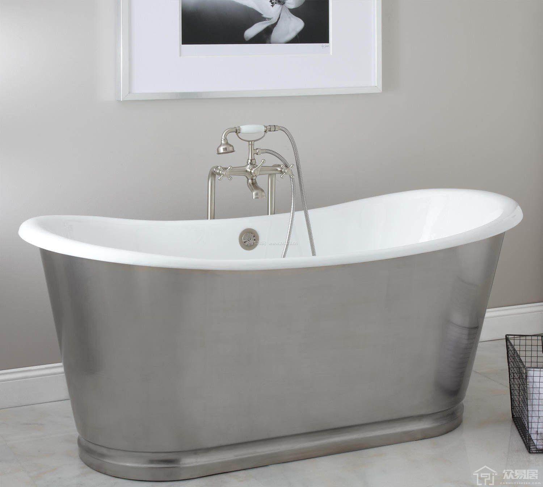 浴缸常見的三種材質 清潔保養有哪些要注意事項