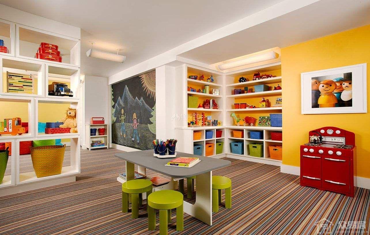 兒童書房的裝修布置要素 兒童書房應該怎么裝修布置