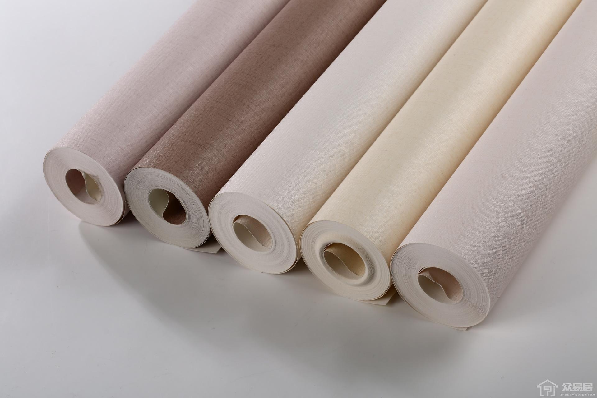 pvc墻紙是什么 pvc墻紙與無紡布墻紙有什么區別