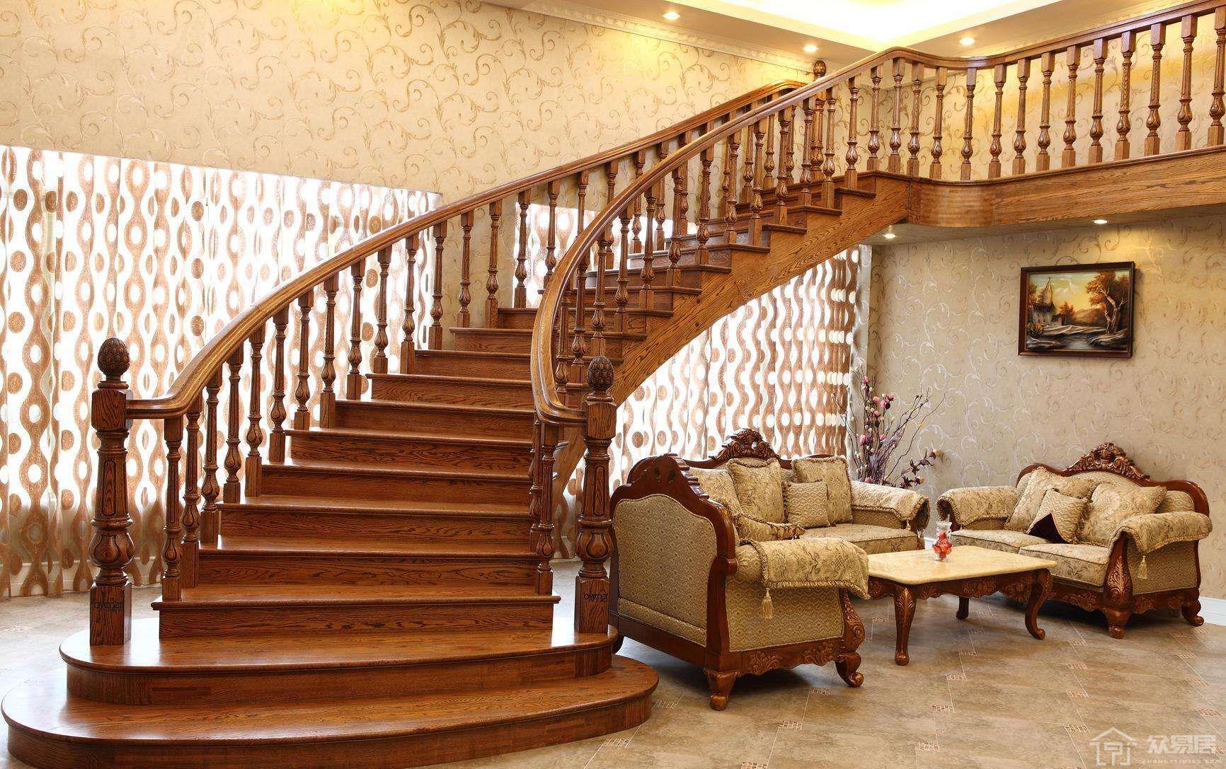 家用楼梯应该如何选择 家用楼梯选择注意事项