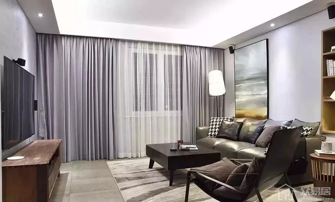 窗帘与家居如何搭配比较好看?超经典的家居窗帘搭配技巧