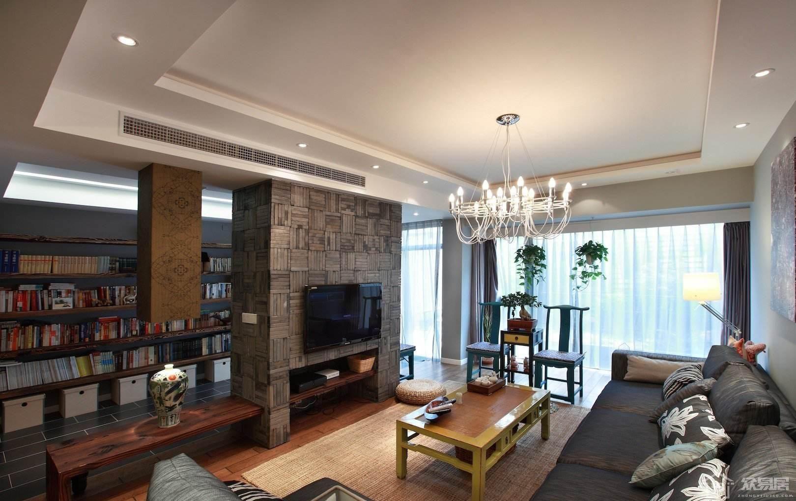 电视墙有哪些装修风格 电视墙怎么装修比较好看