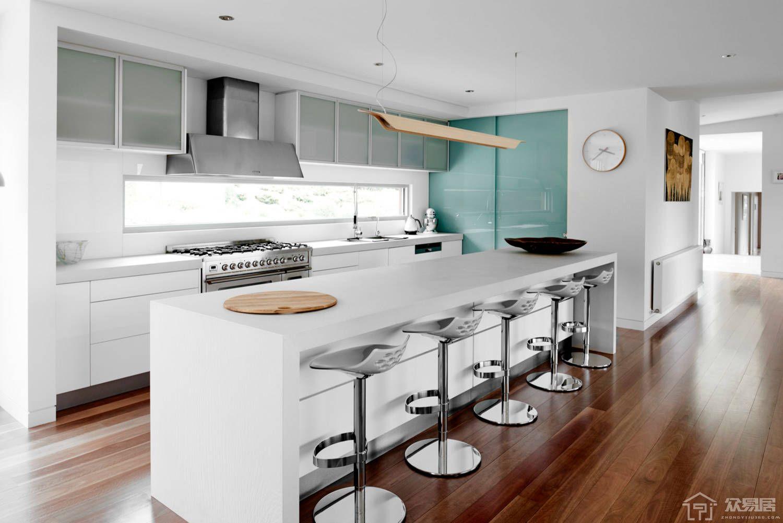 家装吧台的尺寸设计 吧台怎么布置水电和水槽