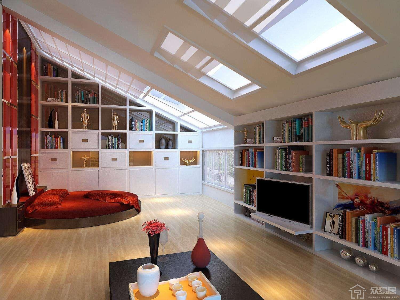 阁楼装修设计方案 阁楼怎么设计比较好