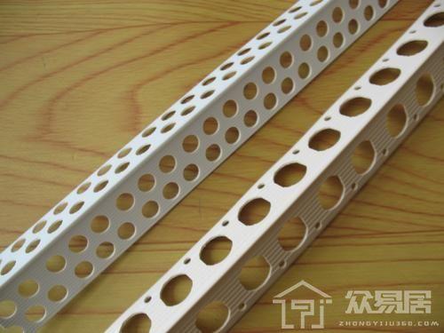陽角條常見的幾種材質 陽角條裝修注意事項