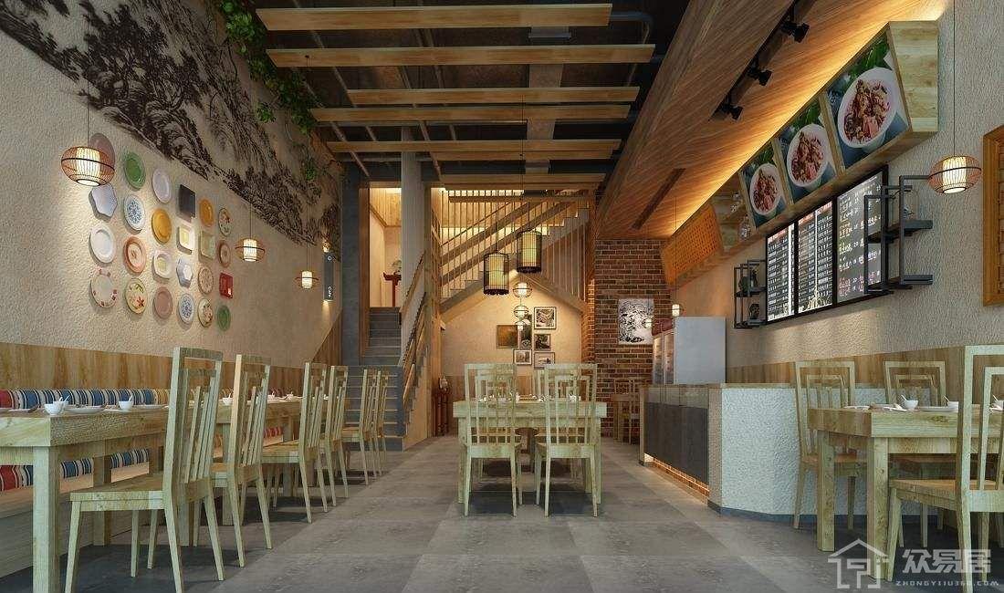 餐饮店应该如何装修设计 餐饮店装修设计注意事项
