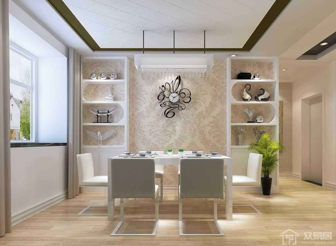 餐廳背景墻如何裝修設計 餐廳背景墻常見的裝飾材料