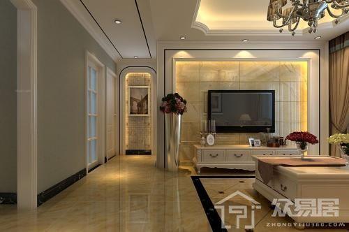 客厅背景墙装修效果图 客厅背景墙装修设计技巧