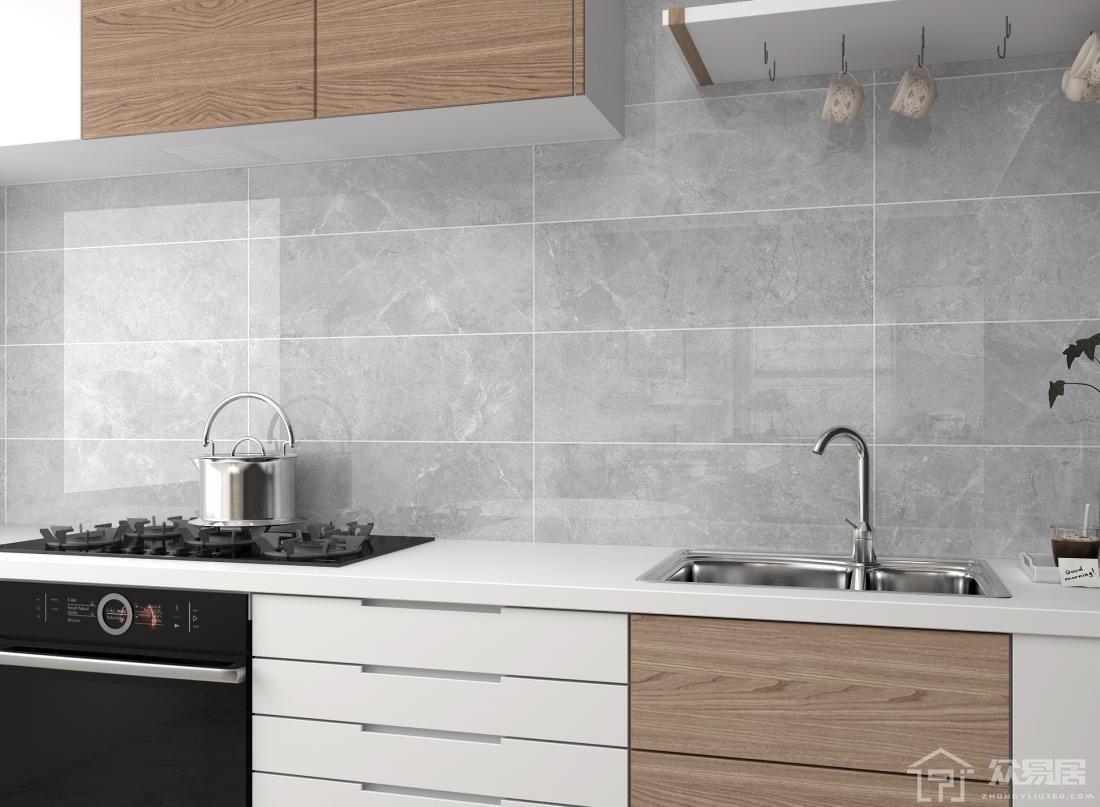 該怎么選擇廚房的瓷磚?廚房裝修瓷磚選購要點