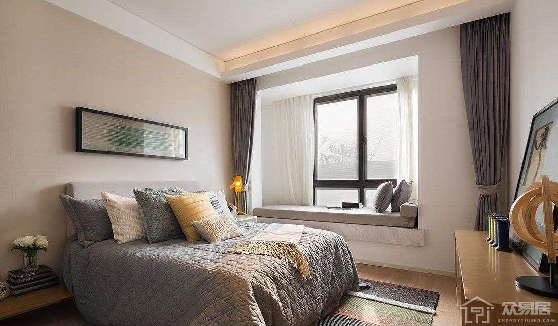 卧室的装修设计要点 卧室飘窗如何设计