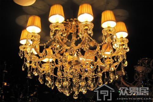 网上灯具批发价是多少 灯具网购有什么注意事项