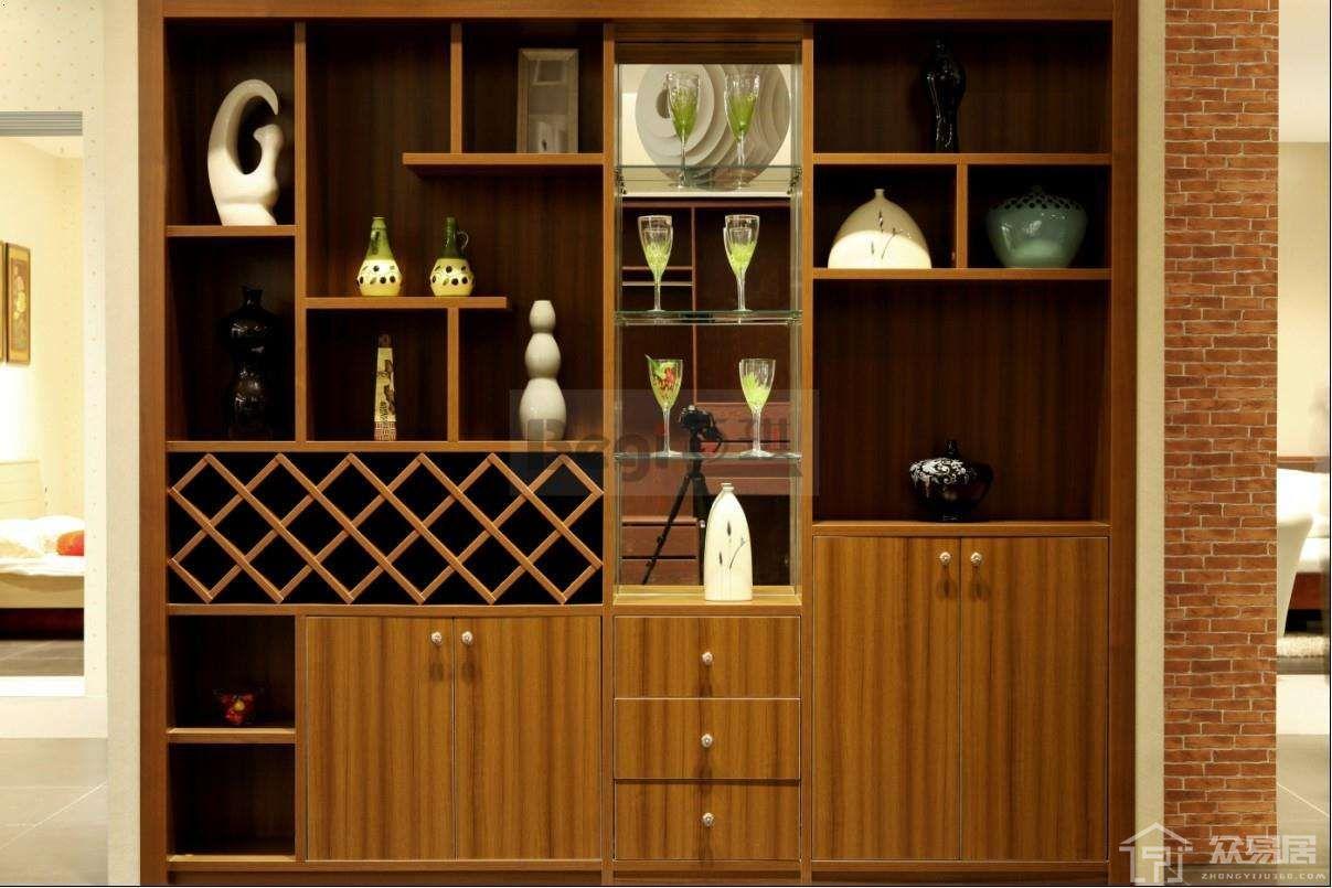 家装小酒柜设计要点 家装小酒柜装修设计注意事项