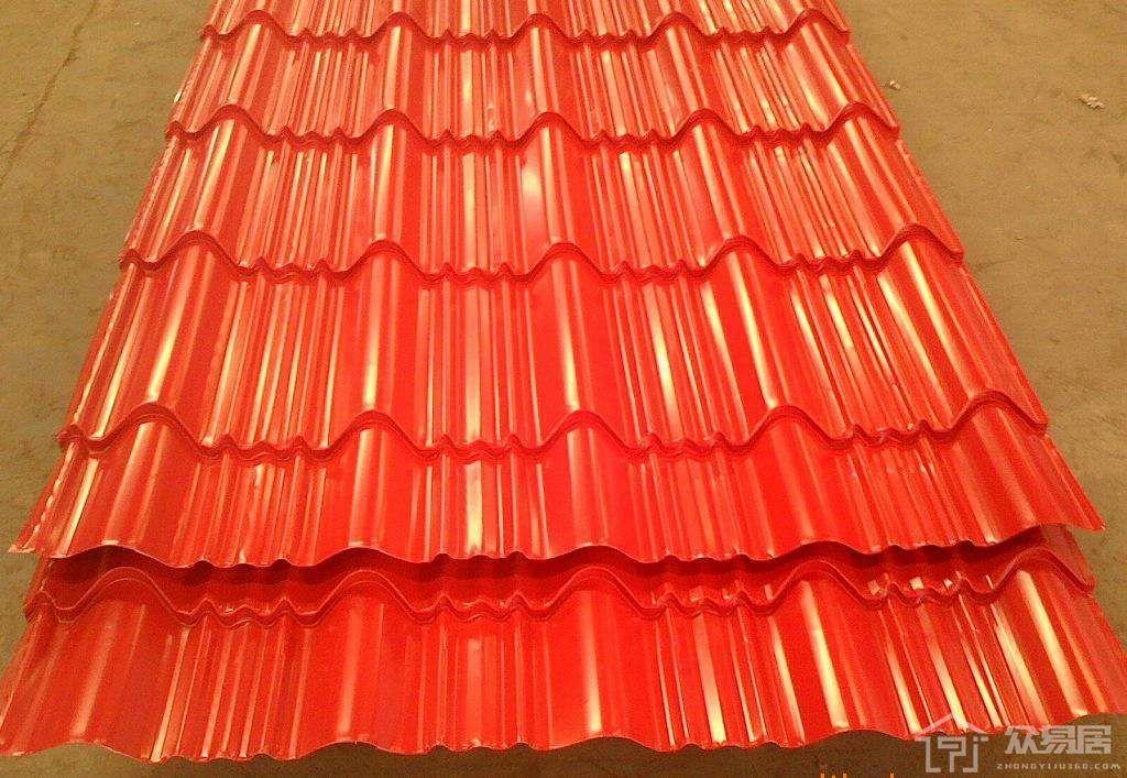 彩钢琉璃瓦有什么优点 彩钢琉璃瓦的施工步骤