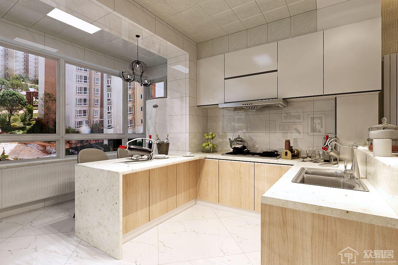 开放式厨房的优势与劣势 开放式厨房如何装修设计