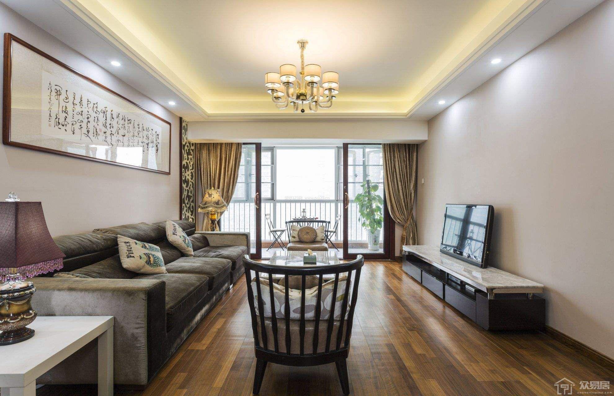客厅和阳台的隔离怎么做?客厅和阳台隔离有什么优点